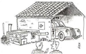 auto méthane