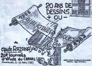 tract exposition Cebral 1985