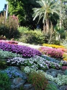 les jardins de la villa Carlotta à Tremezzzo - Photo © Claude Razanajao
