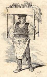 Le marchand de sucre d'orge