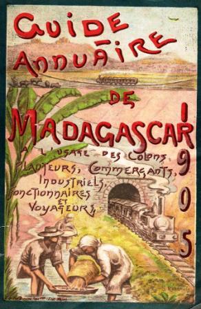 Guide-annuaire de Madagascar - 1905