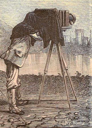 Un photographe en 1878