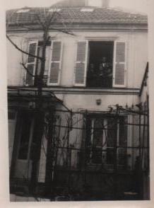 Le 5 rue Damalix à Saint-Maurice dans les années 30