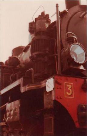 La 040-TA-137 tractant le TVT en 1982