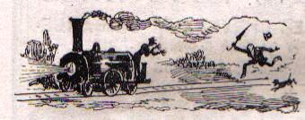 Locomotive haut le pied (de nez)