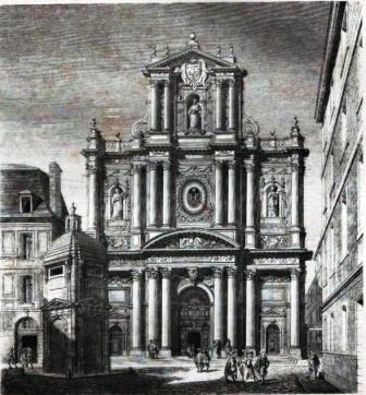 Église Saint-Paul à Paris