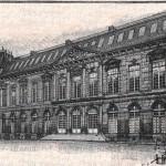 Bibliothèque -nationale (site Richelieu) La courd'honneur.