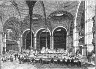 La salle Labrouste en 1902