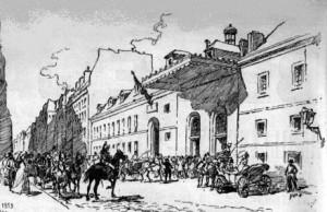 Le conservatoire en 1853