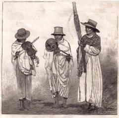 Musiciens malgaches en 1895