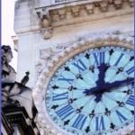 horloge de la gare de Lyon