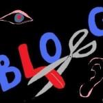 Blog : voir, écouter, juger, censurer