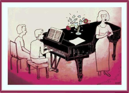 Le contre-ut de la cantatrice chevelue