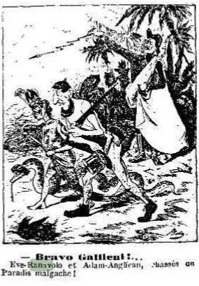 Ranavalona-III_chassée par Gallieni