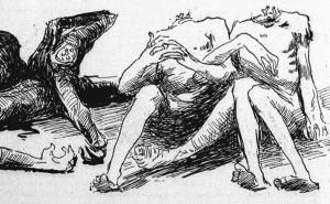 Corps décapités de Jean Veber