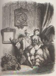 La Fontaine - Le calendrier et les vieillards