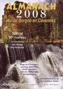 almanach du Val borgne.  2008