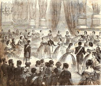 bal aux tuileries (1860)